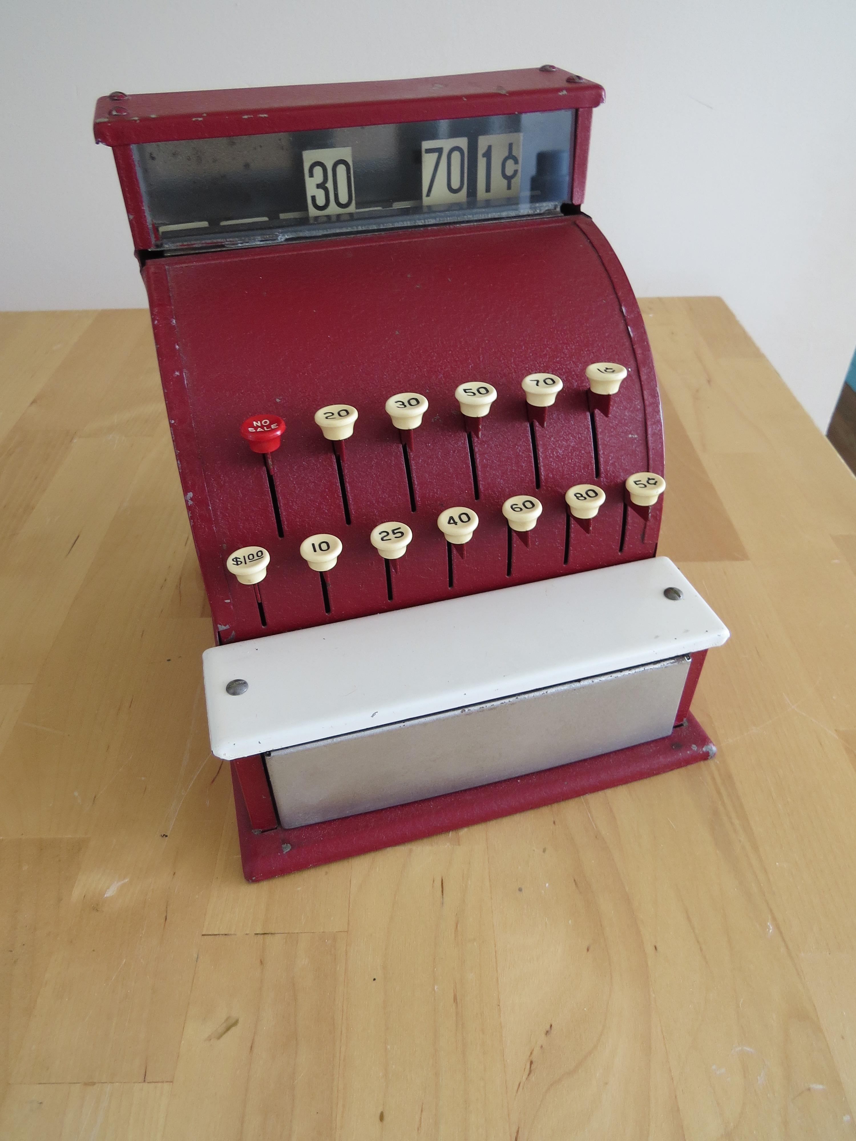 Célèbre La caisse enregistreuse vintage – Mon Petit Koala HG33